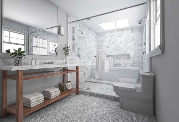 Smart Bathroom Installation